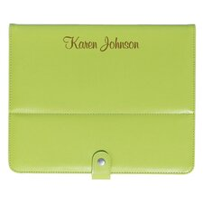 Personalized Gift Lasered iPad Case