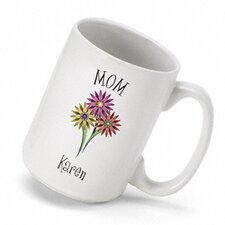 <strong>JDS Personalized Gifts</strong> Personalized Gift Bouquet Coffee Mug