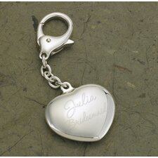 <strong>JDS Personalized Gifts</strong> Personalized Gift Heart Key Chain