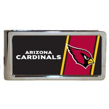 Personalized Gift NFL Emblem Money Clip