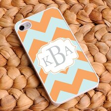 <strong>JDS Personalized Gifts</strong> Personalized Gift Chevron iPhone 4 / 4S and iPhone 5 Case