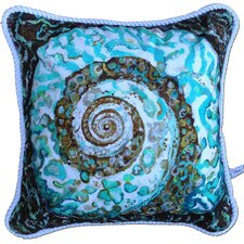 Turban Shell Cotton Pillow