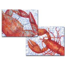 <strong>My Island</strong> Lobster / Crab Placemat (Set of 4)