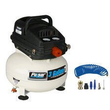 Pancake Air Compressor with Accessories