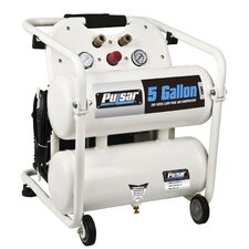 Twin Tank 5 Gallon Air Compressor