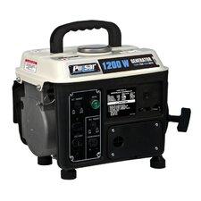 2 Stroke Peak 1200 Watt Gasoline Generator