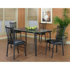 Dorado 5 Piece Counter Height Dining Set