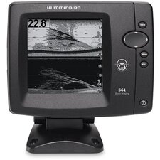 Hummunbird 561 Down Imaging Fishfinder