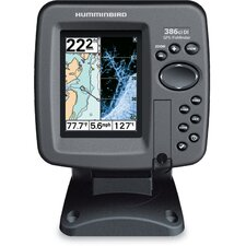 Humminbird 386CI Down Imaging Combo Fishfinder