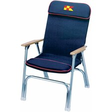 Eez-In® Designer Series Padded Deck Chair