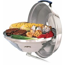 "<strong>MAGMA PRODUCTS, INC</strong> 15"" Marine Kettle Charcoal Grill"