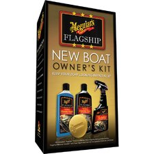 <strong>MEGUIAR'S INC.</strong> Flagship New Boat Owner's Kit