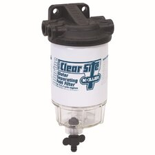 Composite Fuel Filter Clear Bowl Kit