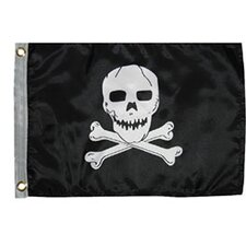 Novelty Design Jolly Roger Traditional Flag