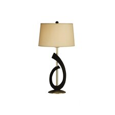 "Bass Clef 31"" H Table Lamp with Empire Shade"