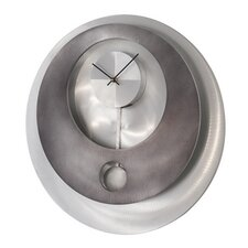 "Vendome Pendulum 22"" Wall Clock"