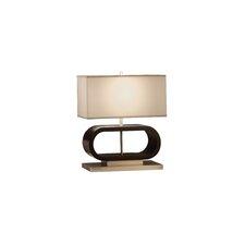"Oskar Reclining 20"" H Table Lamp with Rectangle Shade"