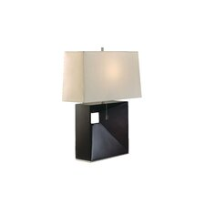"""Parallux Reclining 24"""" H Table Lamp with Rectangle Shade"""