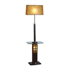 Ventana Floor Lamp with Tray
