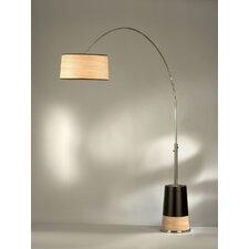 Cork Arc Floor Lamp