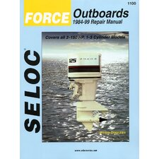 Force Outboard, 1984 - 1999 Repair and Tune-Up Manual