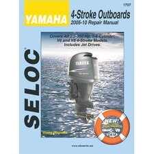Yamaha Outboard, 2005 - 2010 Repair and Tune-Up Manual
