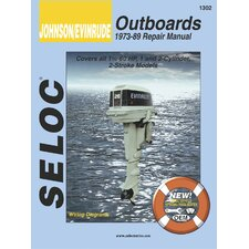Johnson, Evinrude Outboard, 1973 - 1989 Repair and Tune-Up Manual