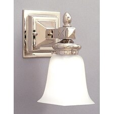 <strong>Hudson Valley Lighting</strong> Cumberland 1 Light Wall Sconce