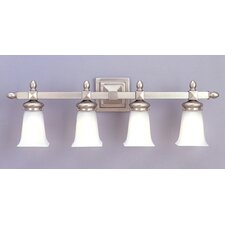 Cumberland 4 Light Vanity Light