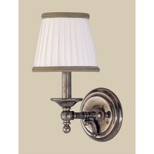 <strong>Hudson Valley Lighting</strong> Orleans 1 Light Wall Sconce