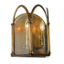 <strong>Hudson Valley Lighting</strong> Annadale 2 Light Wall Sconce