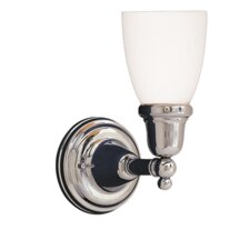 Historic 1 Light Bath Vanity Light