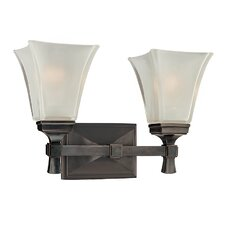 Kirkland 2 Light Vanity Light