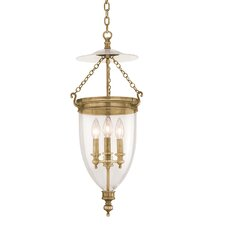 Hanover 3 Light Mini Pendant
