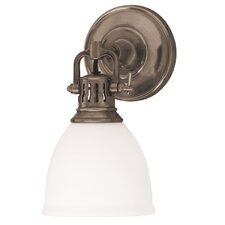 Pelham 1 Light Wall Sconce