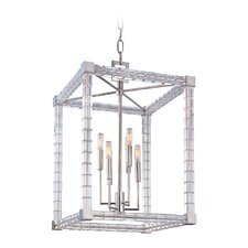Alpine 6 Light Foyer Pendant