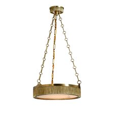 <strong>Hudson Valley Lighting</strong> Lynden Drum Pendant