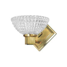 <strong>Hudson Valley Lighting</strong> Buchanan 1 Light Bath and Vanity