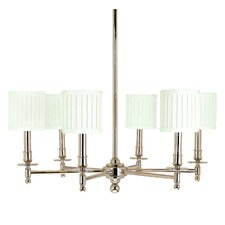 Palmer 6 Light Chandelier