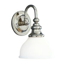 Sutton 1 Light Wall Sconce