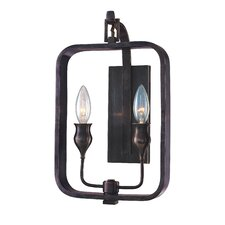 Rumsford 2 Light Wall Sconce
