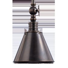<strong>Hudson Valley Lighting</strong> Darien 1 Light Pendant