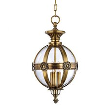 <strong>Hudson Valley Lighting</strong> Marietta 3 Light Pendant