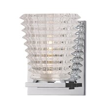 <strong>Hudson Valley Lighting</strong> Conway 1 Light Bath Vanity Light
