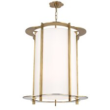<strong>Hudson Valley Lighting</strong> Warwick 8 Light Pendant