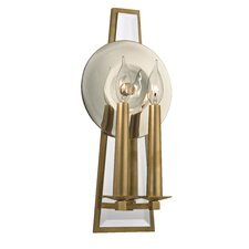 <strong>Hudson Valley Lighting</strong> Barker 2 Light Wall Sconce
