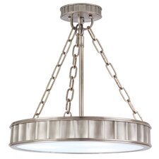 Middlebury 3 Light Drum Pendant