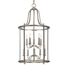 <strong>Hudson Valley Lighting</strong> Mansfield 10 Light Foyer Pendant