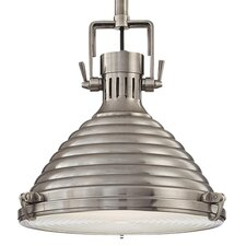 <strong>Hudson Valley Lighting</strong> Naugatuck 1 Light Pendant