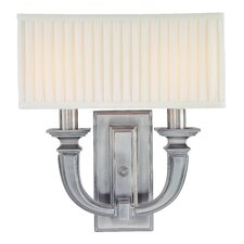 Pheonicia 2 Light Wall Sconce
